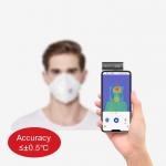 MobIR Akıllı telefon için termal kamer