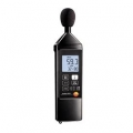 Testo 815 Gürültü Seviyesi Ölçüm Cihazı