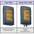 Portatif Dijital Manometre C300-C310-C320