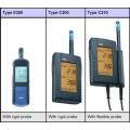 Portatif Termometre
